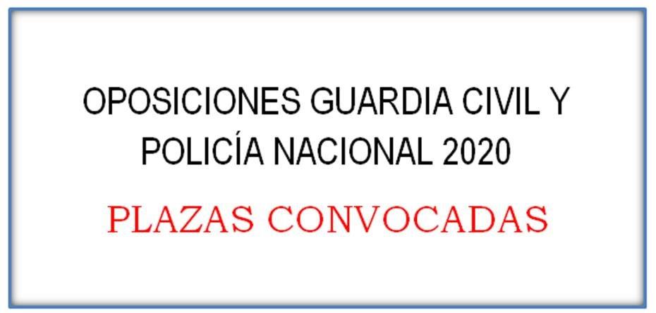 Oferta de Empleo Público 2020